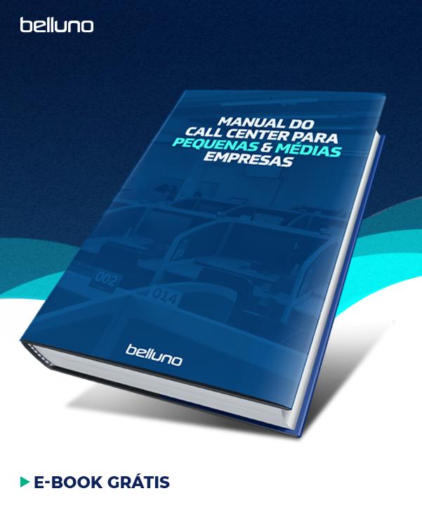Manual Call Center para pequenas e médias empresas