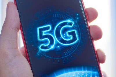 Internet 5G- O futuro da conexão móvel